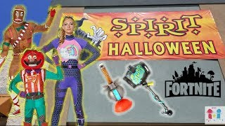 Shopping for All Fornite Costumes at Spirit Halloween Store! Kids & Adult Sizes & Prices