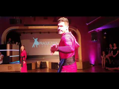 Renato and Bea Brazilian Zouk Performance at Prague Zouk Congress 2019