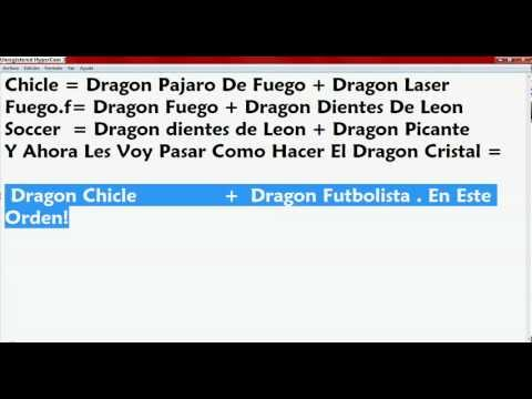 Combinaciones De Dragones Especiales Dragon City