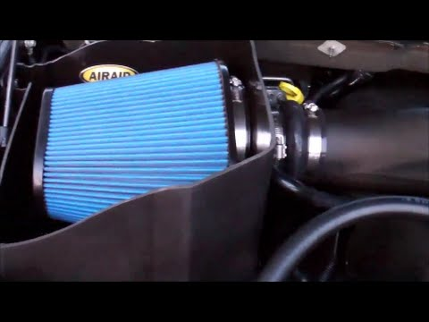 Airaid Cold Air Intake 2014 Dodge Ram 1500 5 7 L Hemi V8