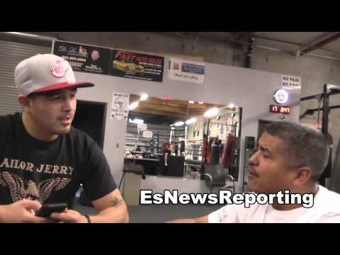 brandon rios robert garcia on floyd mayweather vs marcos maidana  EsNews Boxing