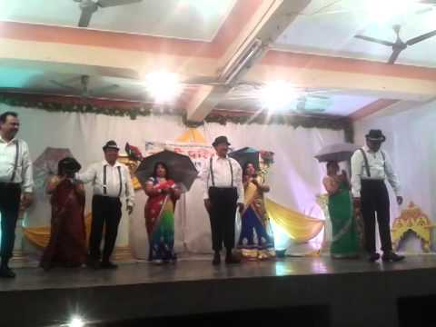 chod do achal couple dance (old is gold)