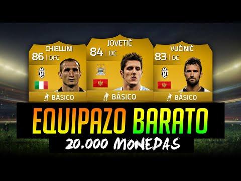 FIFA 14 | Equipazo Barato! - 20.000 Monedas!