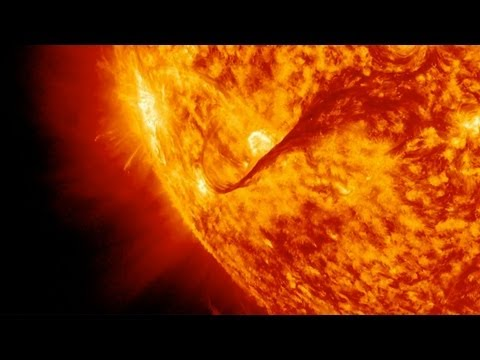 ScienceCasts: Solar Max Double Peaked