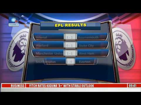 Sports This Morning: Reviewing FIFA U-20 Women W/Cup Results, EPL Fixtures With Chinasia Ibonye