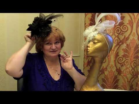 Как сделать вуалетку своими руками