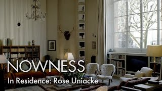 In Residence: Rose Uniacke - inside the interior designers London home