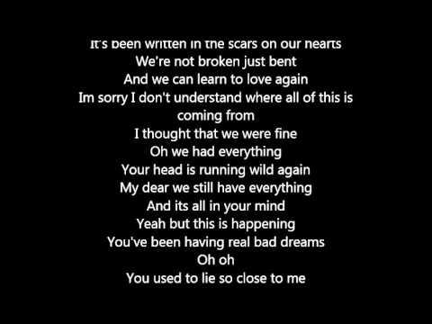 Say that lyrics