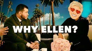 Ellen Finds Jesus: Saving MGM Liability or Saving Lives?