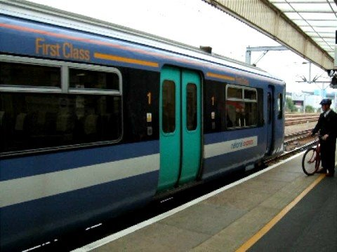 Here is a Class 317/6 filmed on the 17/09/2008 departing Cambridge for London Liverpool Street.