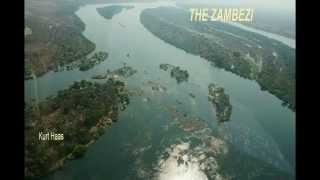 VICTORIA FALLS  ZAMBEZI RIVER