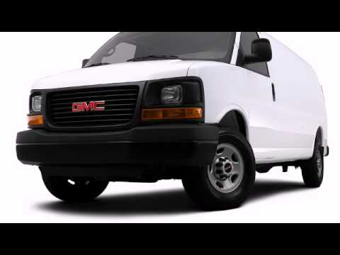 2012 GMC Savannah 3500 Video
