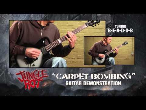 Jungle Rot - Carpet Bombing