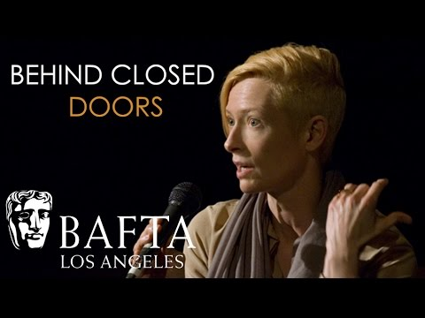 Tilda Swinton on David Bowie's Aladdin Sane - BAFTA LA Behind Closed Doors