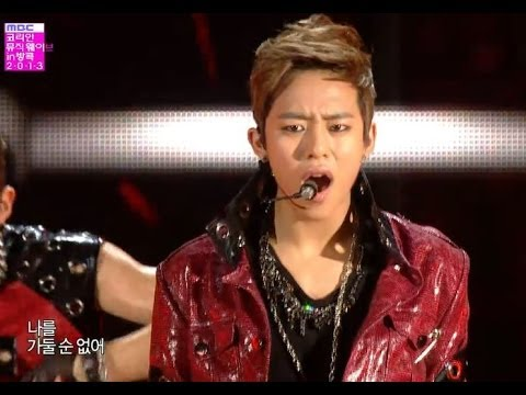 【tvpp】b.a.p - One Shot, 비에이피 - 원 샷  Korean Music Wave In Bangkok video