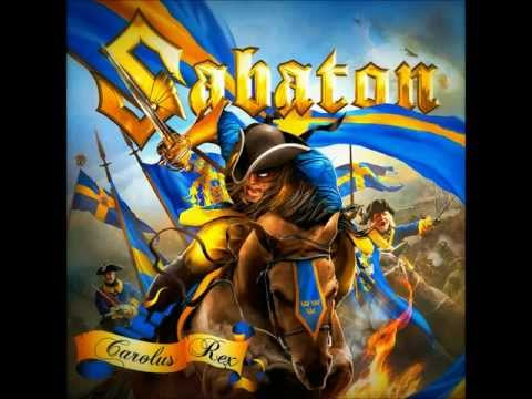"Sabaton - Carolus Rex ""Swedish"" (Bass Bosted) 1080p"