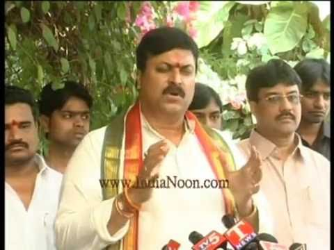Ponguleti Sudhakar Reddy MLC Congress expects good news on Telangana