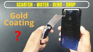 RealMe 3 Durability Test (DROP SCRATCH WATER BEND) | Gupta Information Systems | Hindi
