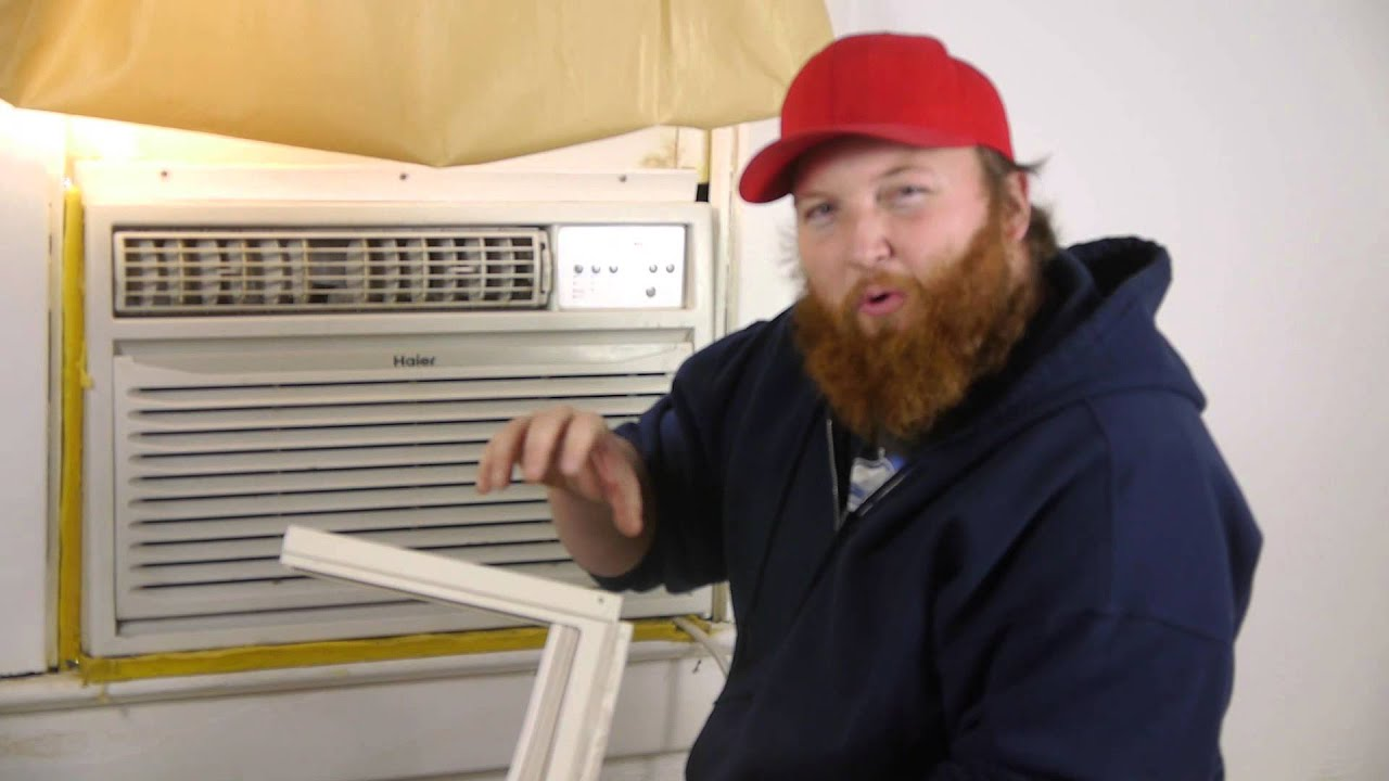 How To Burglar Proof A Window Air Conditioner Air