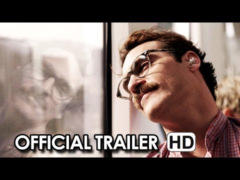 HER Official Trailer #2 (2014) HD