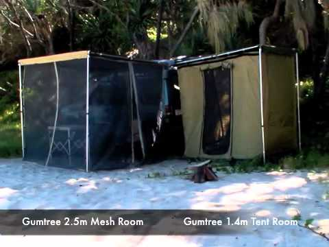 Kalahari Awning Tent Review