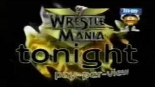 WWF Wrestlemania 15 Commercial