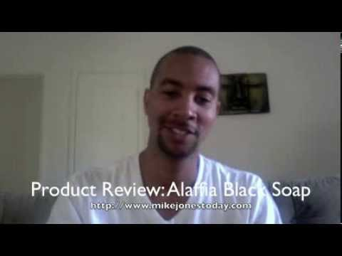 Health Guy | Product Review | Alaffia Black Soap | Skin Care