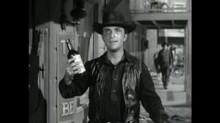 The Rifleman-Chuck Connors Calls Out A Two Bit Gunfighter