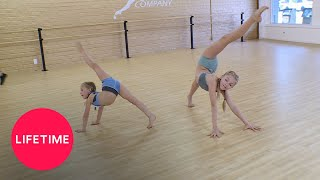 Dance Moms: Brynn and Jojo's Competing Duets (Season 6 Flashback) | Lifetime