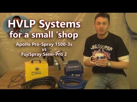 hvlp review apollo vs fujispray learn how to quickly earn money. Black Bedroom Furniture Sets. Home Design Ideas