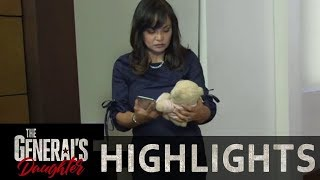 Corazon discovers Rhian's real identity   The General's Daughter (With Eng Subs)