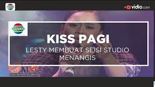 Download Lagu Lesty Membuat Seisi Studio Menangis - Kiss Pagi 16/12/15 Gratis STAFABAND