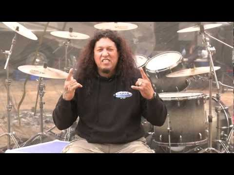 TESTAMENT - Native Blood (BEHIND THE SCENES PT 1)