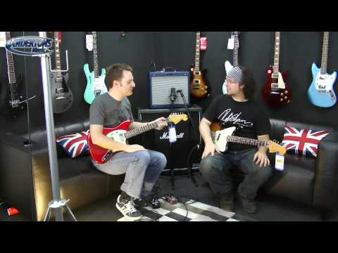 Fender Pawn Shop 2.0 Jaguarillo & Mustang Special Guitars