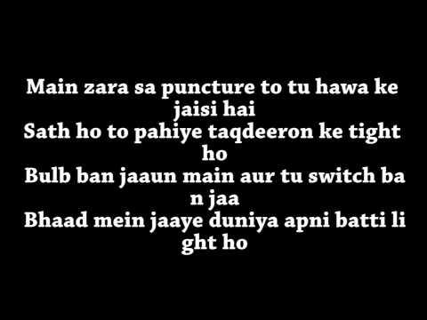 Kashmir Main Tu Kanyakumari Lyrics From Chennai Express