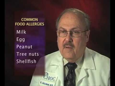 What Are Common Food Allergies? -- Dr. Sherwin Gillman, MD (AHJ DietNWeightLoss)