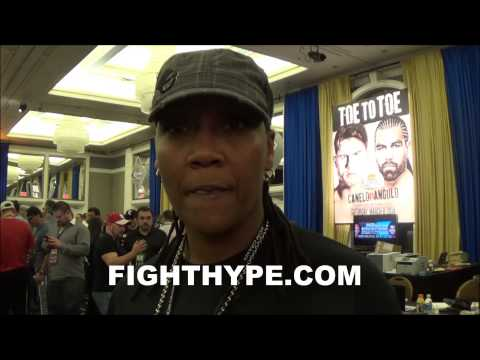 ANN WOLFE WANTS MORE FIGHTS FOR KIRKLAND SHUTS DOWN IDEA OF TRIPLE G FIGHT FOR NOW