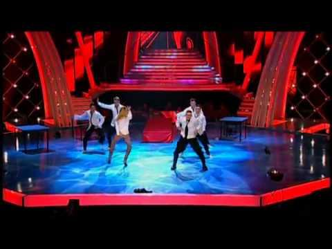 Roxana Ionescu Si George Boghian Striptease Dansez Pentru Tine Prottv. video