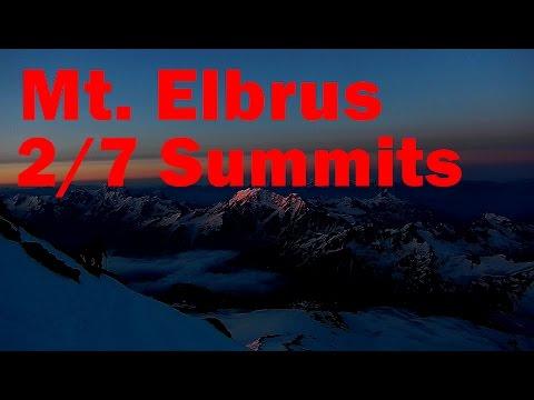 Hiking.Expert Mt. Elbrus 20.7.2012 2/7 Summits