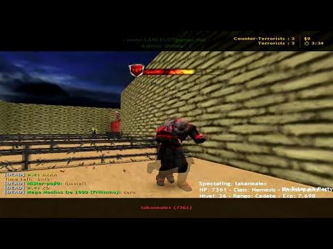 Loquendo Zombie Escape Counter Strike (PARTE 13)