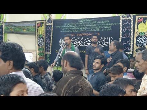"""Shabbedari """"Sakina Bint-ul-Hussain S.a"""" Matamdari """"Anjuman-e-Haydri"""" Kopaganj Mau"""
