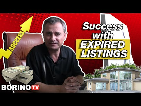 Success with expired listings -- 11 listings in 30 days