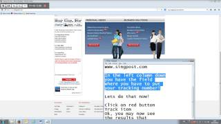 ▶ How to track Singapore Post mail or packages with registered mail