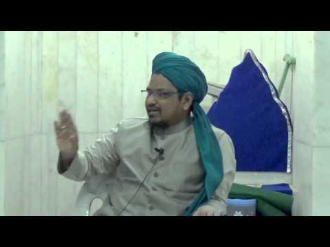 Gustakh e Rasool Ki Pahchan part 7 at masjid e zubaida by mufti naiyer azam ashrafi