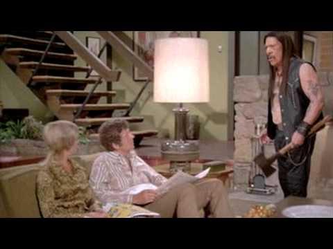 Danny Trejo Snickers Danny Trejo Joins 'the Brady