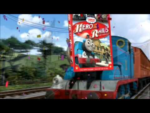 Thomas the Tank Engine -  Hero of the  Rails Teaser