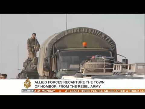 Al Jazeera reports from Mali's frontlines