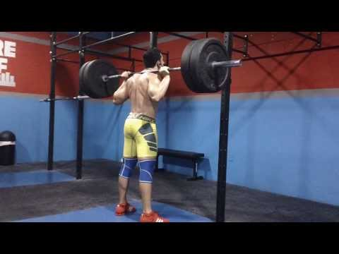 Lower Body Powerlifting Workout + Training Moving Forward Image 1