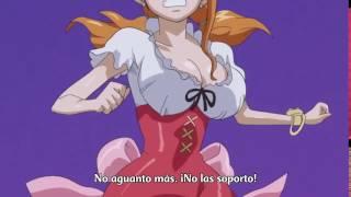 Nami Bouncing Boobs Clip - One Piece 790