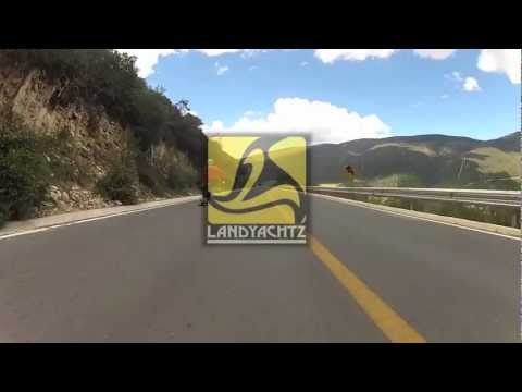 Longboard Mexico. Raw run: Edward